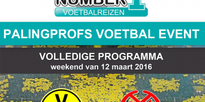 Palingprofs Voetbal Event