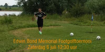 Edwin Bond Memorial Footgolftoernooi