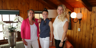 Ladies Night van de Palingprofs groot succes